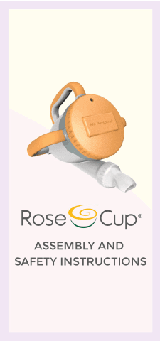 RoseCup Assembly and Safety Instructions